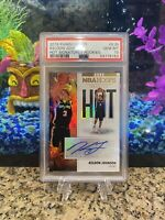 Pop 1 - 2019 Panini Hoops Keldon Johnson Rookie Hot Signatures Auto PSA 10