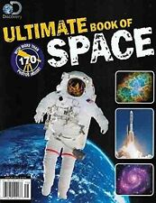 Discovery ULTIMATE BOOK OF SPACE 170 Photos+  - Time Inc Special - NEW UNREAD