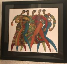 """""""Come Together"""" Edition (COA) Edition 615/1000 By Charles Bibbs 34""""X37""""x1"""""""