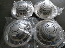 1968-1982; C3; Rally Wheel Center Cap Sombrero- Set of 4; NEW Corvette