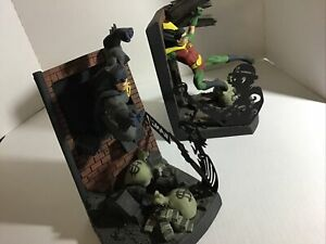 Batman and Robin Bookends - William Paquet - 153/1500 set - In Box - 1997