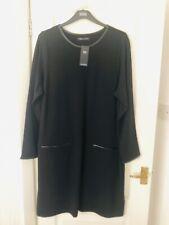 M&S Black Dress New Size 16