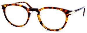 Warby Parker Hugo 3973 Eyeglasses Frames Acorn Tortoise Gold 50-21-140 Italy NEW