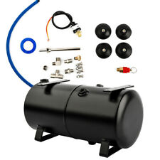 OPHIR 3L Air Tank Kit with Adapters Tube for Air Compressor Airbrush Kit Model