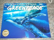 Greenpeace calendars 2021 x3, superb!