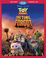Toy Story That Time Forgot (Blu-ray Disc, 2015) Disney Pixar Movie