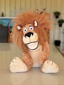 Madagascar Plush 2005 Alex the Lion RUSS
