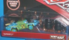 Disney Pixar Cars 3 The Original Superfly Demo Derby Synthetic Rubber Tires RARE