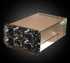 Zippy (Emacs) MRM-6650P | 2x 650 Watt (1+1) EPS12V Server-Netzteil PSU PS2 | OVP
