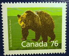 "New ListingCanada Stamp Sc #1178 ""Mammal-Grizzly Bear"""