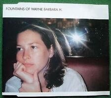 Fountains of Wayne Barbara H Absolutely Excellent Condition CD Single
