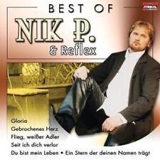 NIK P. & REFLEX / BEST OF - FOLGE 1 * NEW CD * NEU *