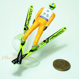 Olympic Winter Games Ski Jumping Sports Toy 1:35 Scale Figure Model A147