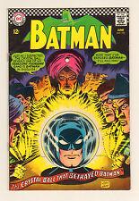 Batman #192 - Crystal Ball That Betrayed Batman - 1967 (Grade 4.0) WH