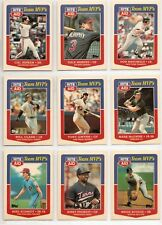 1988 Topps Rite Aid 33-card Team MVP's Glossy Factory Baseball Set Don Mattingly