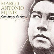 Muniz, Marco Antonio : Canciones De Amor CD