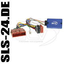 ACV Lenkradadapter Mazda 3 5 6 Soundsystem JVC 42-MZ-905
