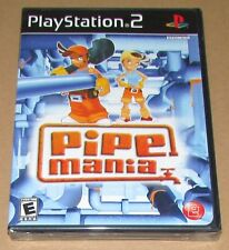 Pipe Mania (Sony PlayStation 2) Brand New / Fast Shipping