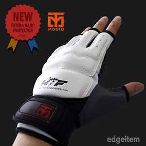Mooto Extera Hand Protector S2 (1 pair) Taekwondo Guard Gloves WTF