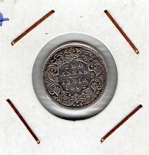 India: 2 Anna 1862 Bombay MBC