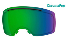 NEW Smith I/O7 Goggles Replacement Lens-Everyday Green Chromapop-SAME DAY SHIP!