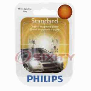 Philips License Plate Light Bulb for Honda Accord Accord Crosstour Civic bg