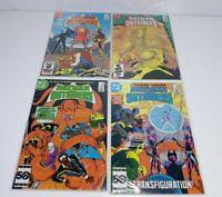 Batman and the Outsiders DC Comics Lot of 4
