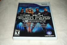 Black Eyed Peas Experience -- Limited Edition (Nintendo Wii, 2011) NEW & SEALED