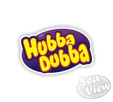 Volkswagen Hubba Dubba Bubba Car Van Sticker Decal Funny Stickers JDM Euro VW