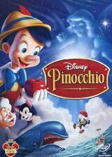 Pinocchio (Disney) DVD WALT DISNEY