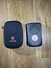 Polycom Communicator C100 Usb Desktop Portable Speaker Phone Microphone