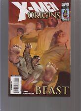 X-MEN #1 ORIGINS- BEAST 31 2008 ''SECRET INVASION''  CAREY/WOODWARD  NM-