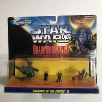 Galoob Micro Machines Star Wars Shadows of the Empire II mini figure set