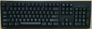 Official Sony PlayStation 2 PS2 USB Keyboard SCPH-10240 E, Brand New & Boxed
