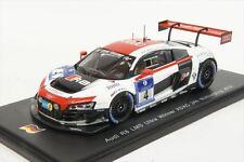 2014 Audi R8 LMS Ultra n.4 Winner  - 1:43 Scale by Spark  SG128