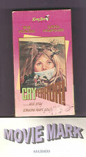 "CRY TERROR 1974 (King Bee) ""Thriller"" TV series Bob Hoskins, Susan Hampshire vhs"