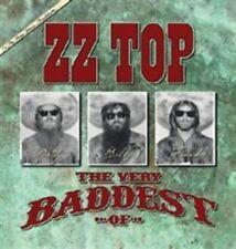 ZZ TOP - The Very Baddest Of ZZ Top (Best Of/Greatest Hits) - CD - NEU/OVP