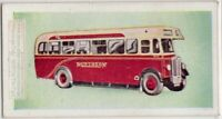 Northern General Transport Company Diesel Bus England Vintage Trade Ad Card
