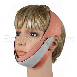 V-line Face Chin Cheek Lift Up Slimming Slim Mask Anti Wrinkle Belt Strap Band