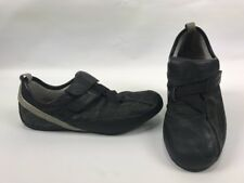 Replay Mens Sneakers Shoes Minimal Hook Loop Black Size 43 EU 10 US
