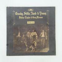 CROSBY, STILLS, NASH & YOUNG Deja Vu SD7200 LP Vinyl SEALED Textured  GF 1970