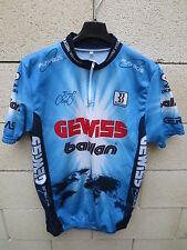 Maillot cycliste GEWISS BALLAN maglia cycling jersey TOUR 1994 Bjarne Riis XL