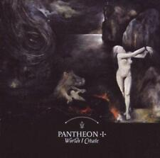 PANTHEON I - WORLDS I CREATE (New & Sealed) Metal Rock CD 1349 Enslaved Emperor