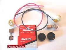 Makita CB-441 Brush 194435-6 + Holder + 2 Caps 643941-3 For BSS610 DSS610 BUC250