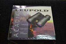 Leupold BX-2 Acadia 8x42mm Mossy Oak Break-Up Infinity Binoculars NIB 119190