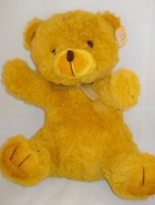 Gold Tan Teddy Bear Plush Stuffed Animal Toy 10P8 Super SOFT extra Cuddly Lovey