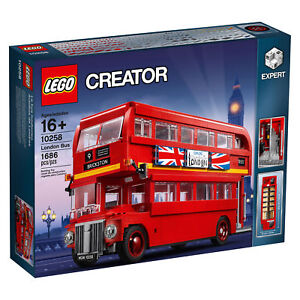 *BRAND NEW* LEGO Creator: London Bus 10258 Hard to Find