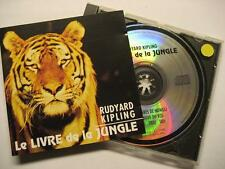 "Rudyard Kipling ""le livre de la jungle"" - CD"