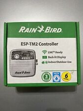 Rain Bird ESP-TM2 Controller - NEW - 6 Stations - Controller Only