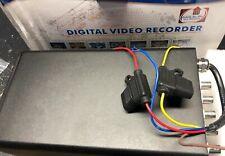 Mobile Police Dvr 4ch 250gb Security Digital Video Camera Recorder Shockproof Dv